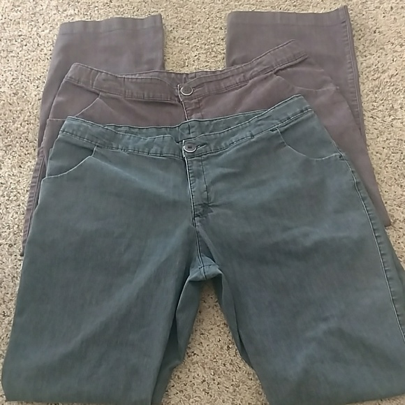 "Lee Denim - Cozy Lee ""Made to Fit Jeans"" with Waist Adjuster"